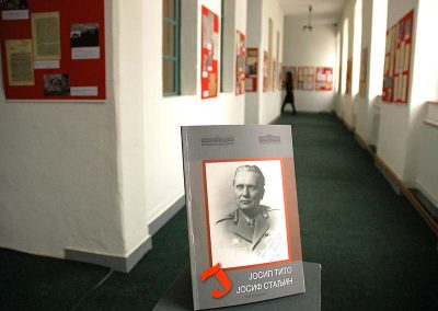 Јосиф Стаљин, Јосип Тито